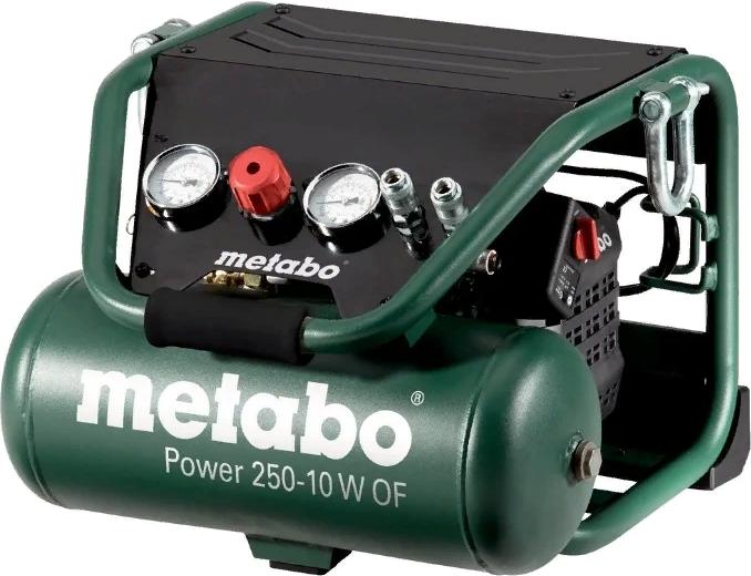 Поршневой компрессор Metabo Power 250-10 W OF