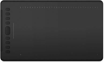 Графический планшет Huion H1161 Black