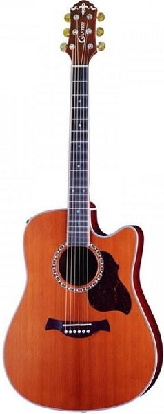 Акустическая гитара Crafter DE-7/N