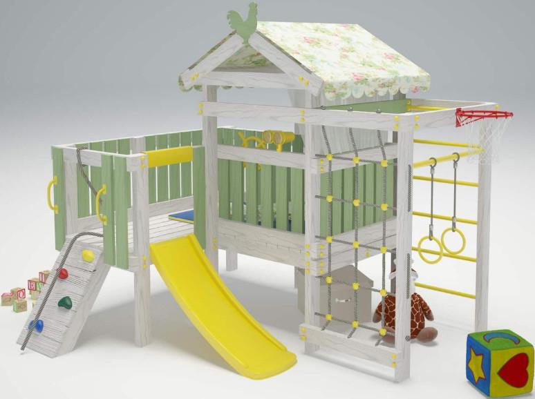 Игровой комплекс Савушка Baby 7