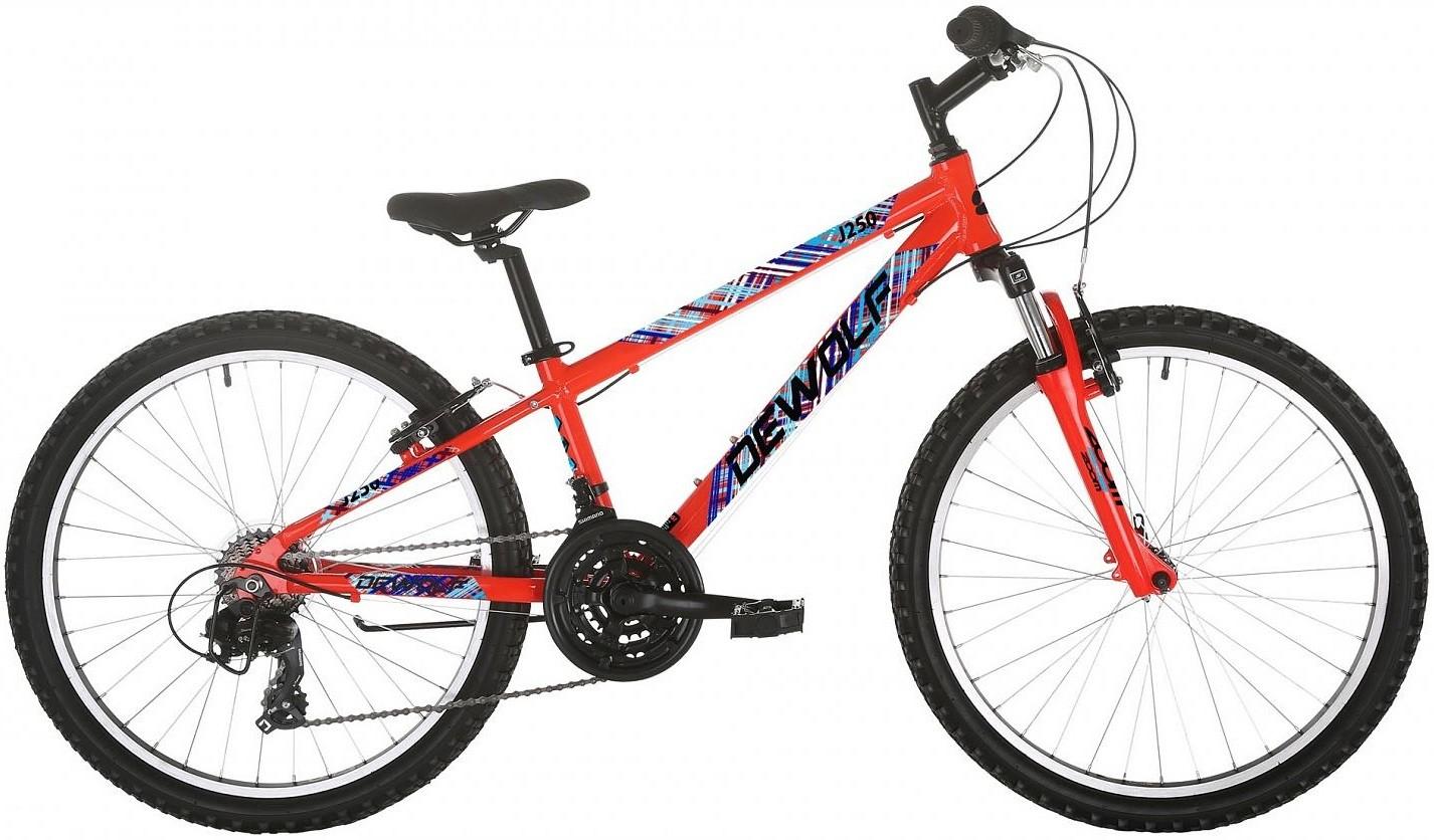 "Велосипед Dewolf J250 Boy Orange 24""/12"""