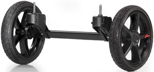 QUAD система для коляски Hartan Sky, Sky XL черно-оранжевый
