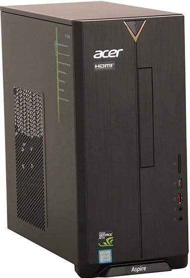 Компьютер Acer Aspire TC-885 2,9GHz/8Gb/2Tb/GTX1050/W10 Black
