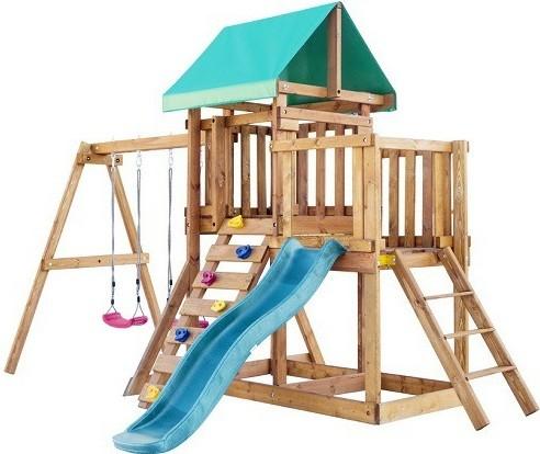 Babygarden (с балконом, скалолазкой и г…