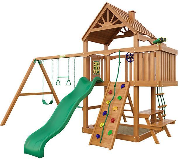 Игровой комплекс IgraGrad Premium Шато Дерево