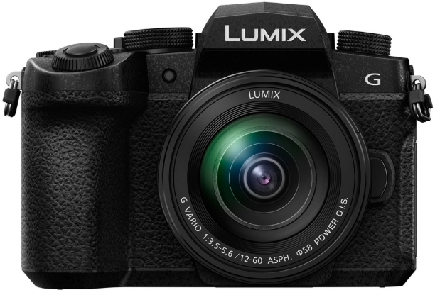 Фотоаппарат Panasonic Lumix DC-G90 Kit 12-60mm Black