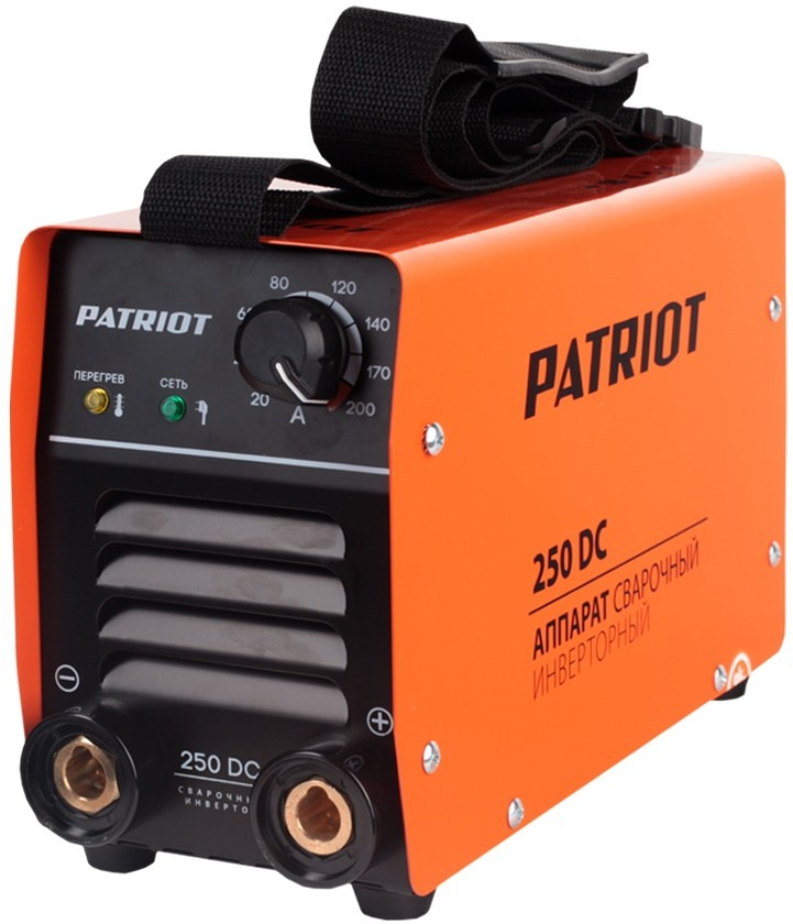 Patriot 250DC MMA