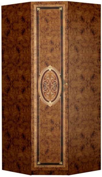 Шкаф Интердизайн Лара коричневый/коричневый 2102x905x905 см