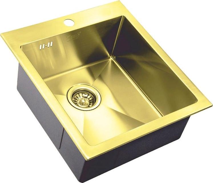 Кухонная мойка Zorg SZR-4551 Bronze