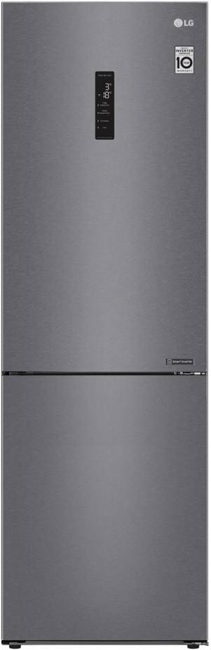 Холодильник LG GA-B459CLSL