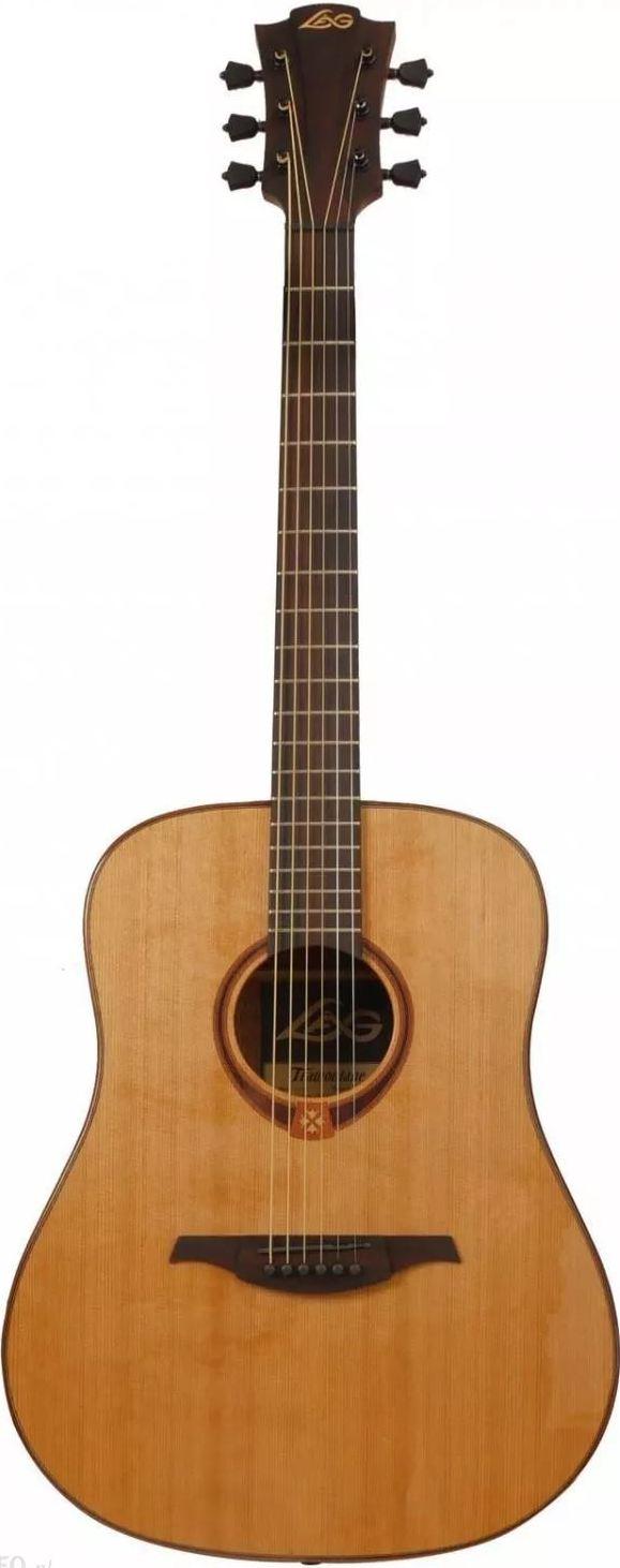 Акустическая гитара LAG GLA T118D