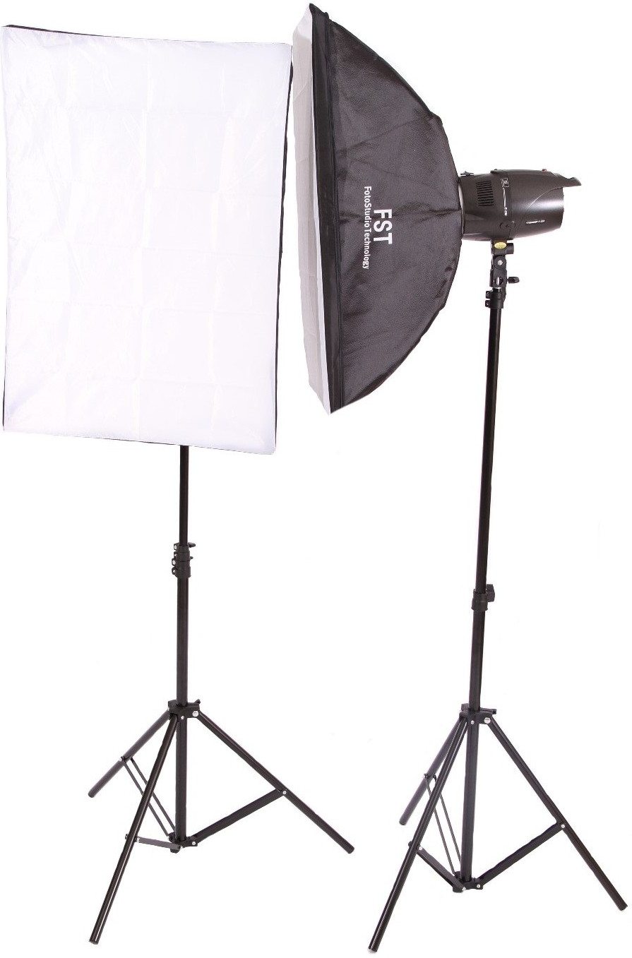 FST E-250 Softbox Kit
