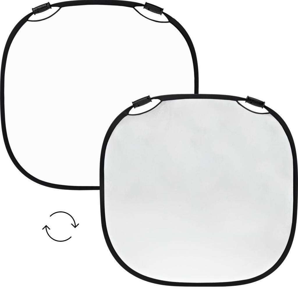 Отражатель Profoto Collapsible Reflectors Silver/White L 120 см