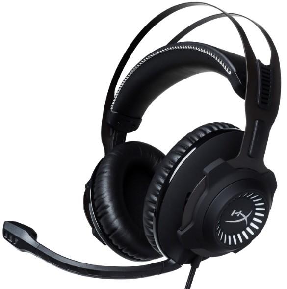 Гарнитура Kingston HyperX Cloud Revolver S 7.1 Headset Black