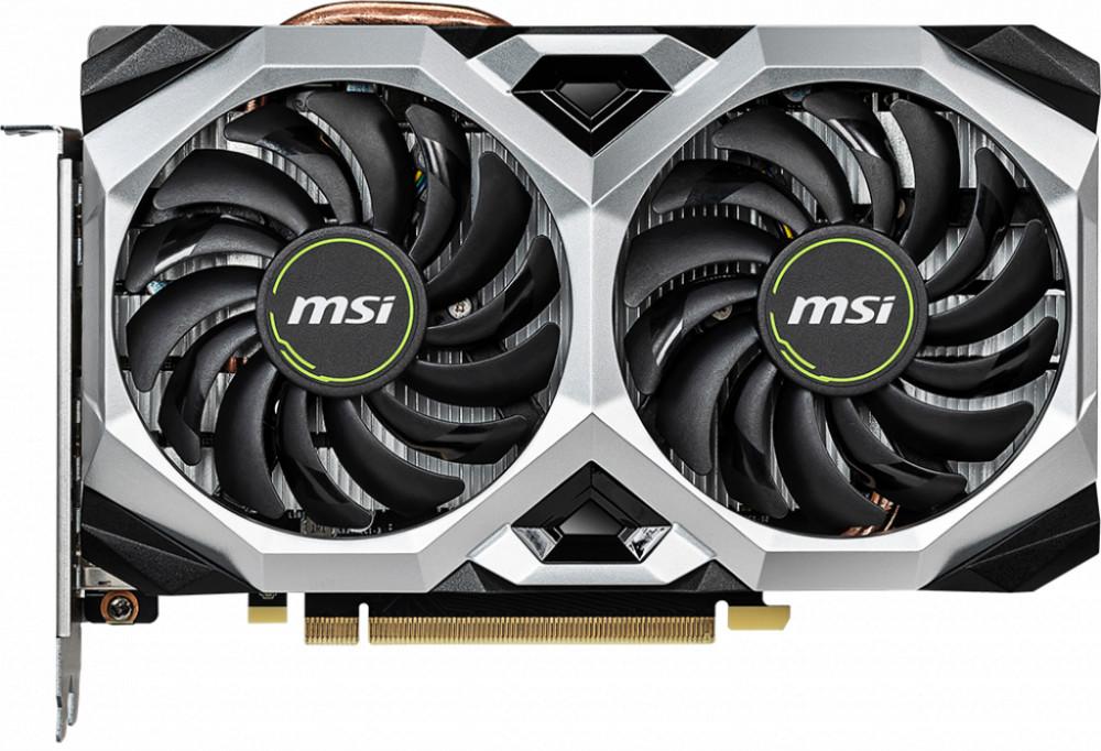 Видеокарта MSI GeForce RTX 2060 Ventus XS OC 6Gb