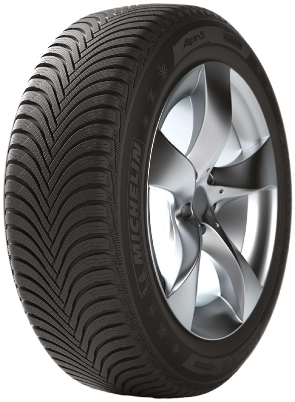 Комплект из 4-х шин Michelin Alpin 5 205/60 R16 96H (З)
