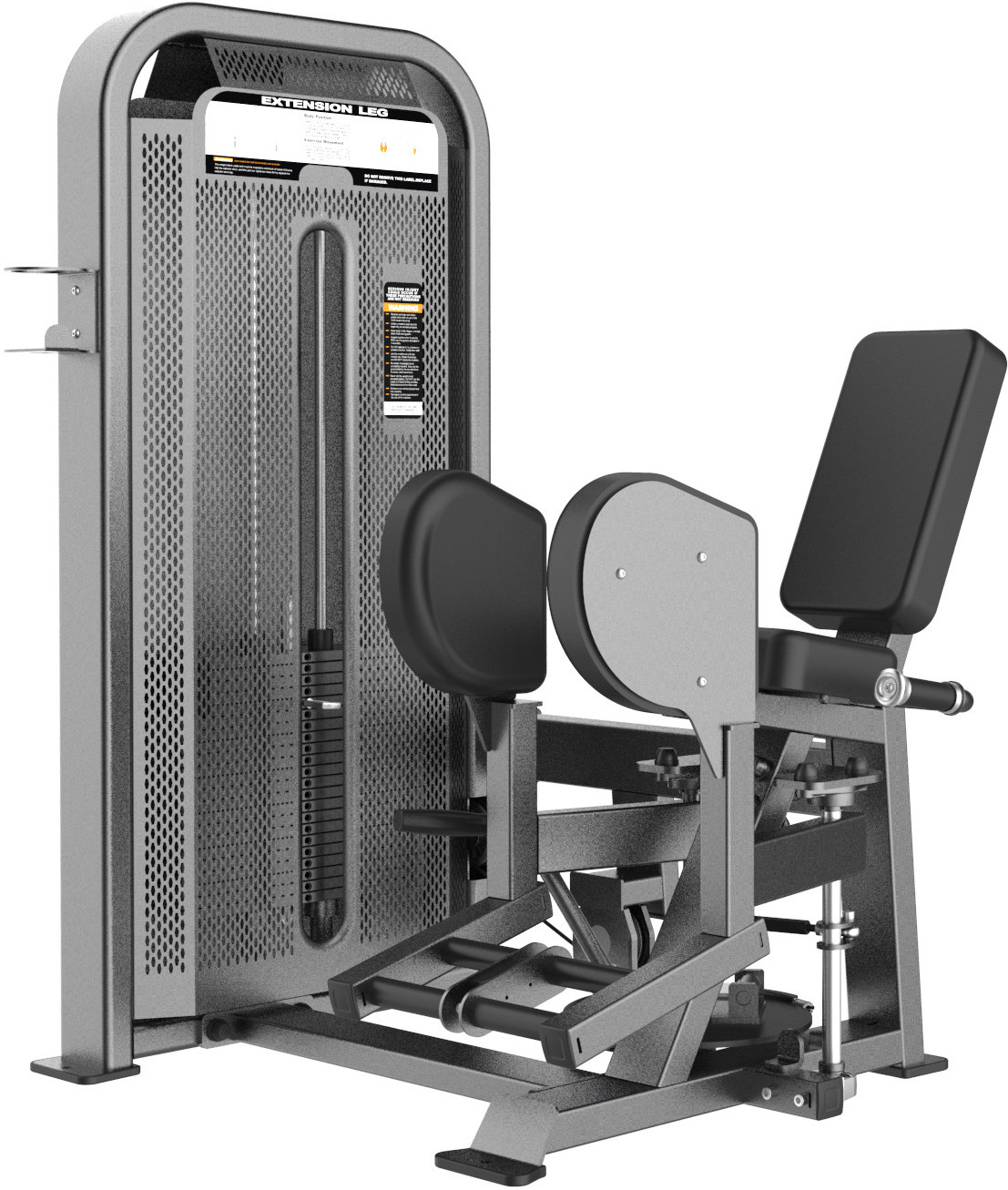 Грузоблочный тренажер DHZ Abductor Стек 109 кг E-5021