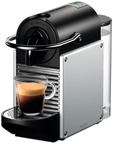 Кофеварка Delonghi EN124.S Pixie