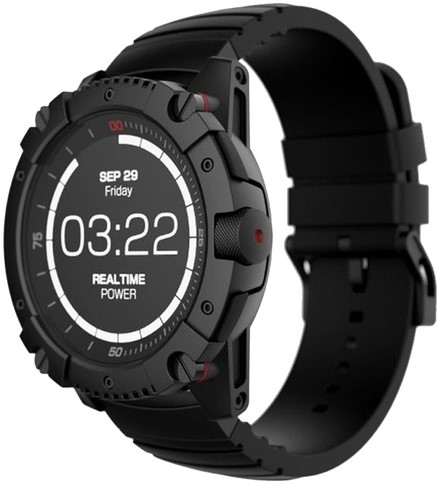 Умные часы Matrix PowerWatch X Black