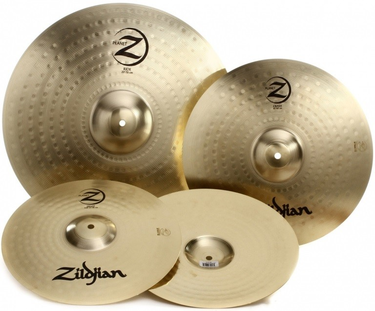 "Комплект тарелок Zildjian Planet Z PLZ4PK 14/16/20"""