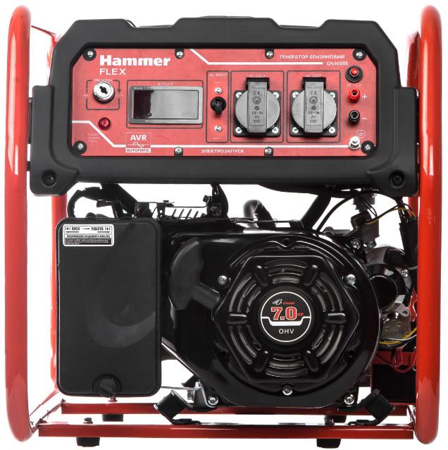 Бензогенератор Hammer GN4000E