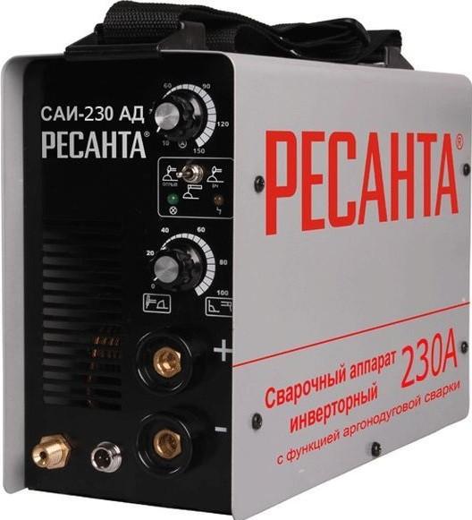 Сварочный инвертор Ресанта САИ-230 АД