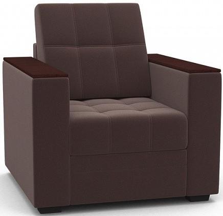 Кресло Цвет Диванов Атланта Next светло-коричневый 90x92x94 см
