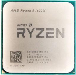 Процессор (CPU) AMD Ryzen 5 1600X 3.6GHz