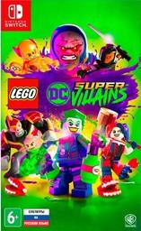 Lego Суперзлодеи DC Nintendo Switch р...