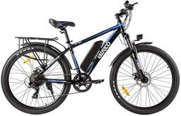 Велосипед Eltreco XT-750 Black/Blue 27.…