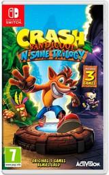Crash Bandicoot N. Sane Trilogy Ninte...