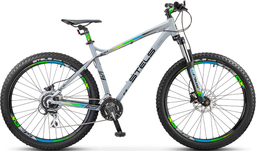 Велосипед Stels Navigator 670 D 27.5+...