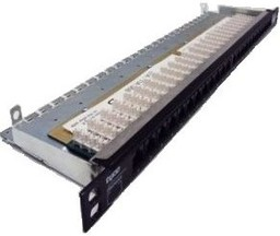 AMP 19 0.5U 24 х RJ-45 x LAN