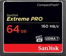 Карта памяти SanDisk Extreme Pro 64Gb