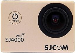 Экшен-камера Sjcam SJ4000 WiFi Gold