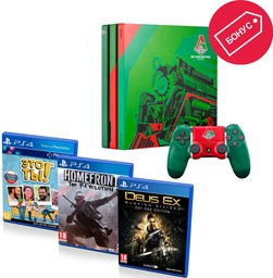 Sony PlayStation 4 Pro 1Tb Локомотив ...