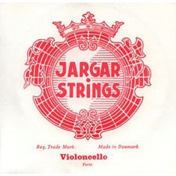 Jargar Strings Cello-Set-Red Classic