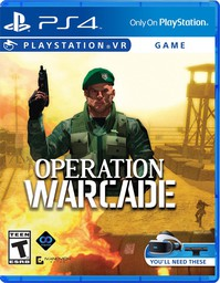 Operation Warcade PS4 (VR) английская...