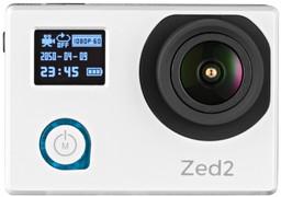 Экшен-камера AC Robin Zed2 Silver