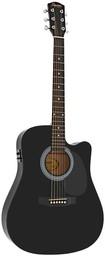 Акустическая гитара Fender Squier SA-...