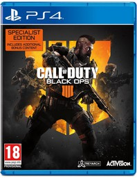 Call of Duty Black Ops 4. Specialist ...