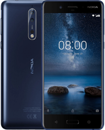 Смартфон Nokia 8 LTE 4Gb 64Gb Tempered …