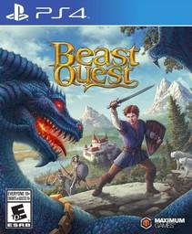 Beast Quest PS4 английская версия