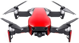 Квадрокоптер DJI Mavic Air Flame Red
