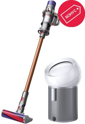 Dyson V10 Absolute + Dyson Pure Cool Me…