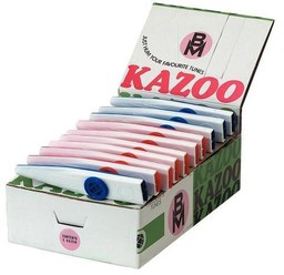 Gewa Kazoo Synthetic 36 шт.