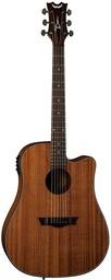Акустическая гитара Dean AX DCE MAH