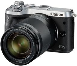 Фотоаппарат Canon EOS M6 Kit EF-M 18-...