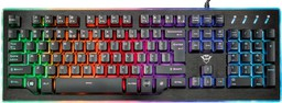 Клавиатура Trust GXT 860 Thura USB Black
