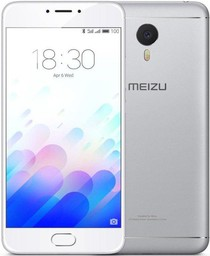 Смартфон Meizu M3 Note LTE 3Gb 32Gb S...